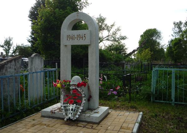 Памятник на могилу Мещовск Лампадка из габбро-диабаза Мелеуз